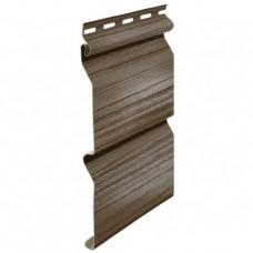 Сайдинг наружный виниловый FineBer (Файнбир) Standart Royal Wood Classic, Груша