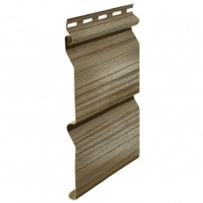 Сайдинг наружный виниловый FineBer (Файнбир) Standart Royal Wood Classic, Ольха