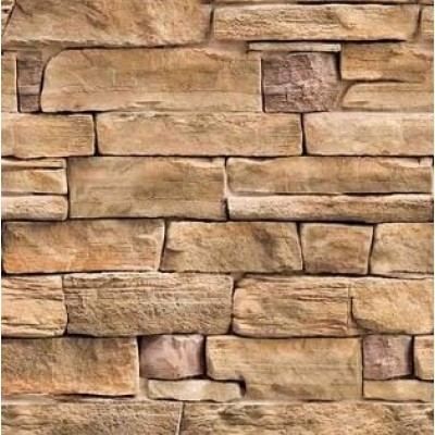 Панель ПВХ Ю-Пласт Термоперенос, Скалистый Камень (2,5 м)