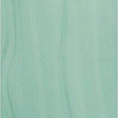 Панель ПВХ Ю-Пласт Лакированная Волна, Зеленый (2,5 м)