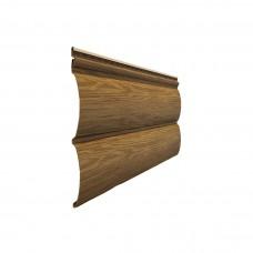 Сайдинг Docke LUX WoodSlide D4,5T Blockhouse Миндаль