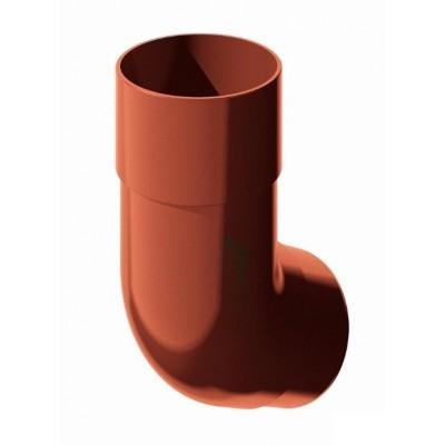 Колено трубы 135 градусов ПВХ ТехноНиколь Красный