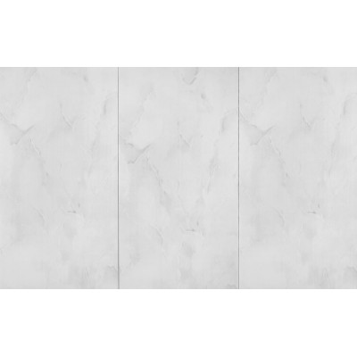 Панель ПВХ Век 25см Оникс серый - длина 3м
