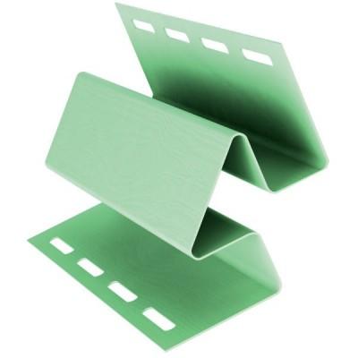Внутренний угол к сайдингу FineBer Classic Color Салатовый