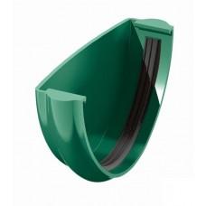 Заглушка желоба ПВХ ТехноНиколь Зеленый