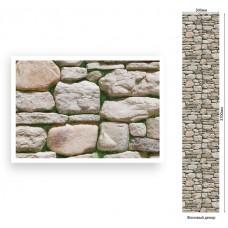 Панель ПВХ Век 25см Каменный грот Мат - длина 2.7м