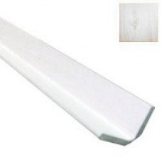 Угол универсальный Мастер Декор Дуб беленый - длина 2.7м