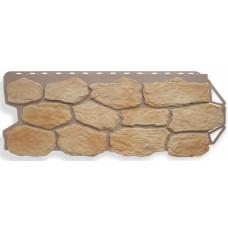 Фасадная панель ПВХ Альта-Профиль Камень Бутовый Греческий