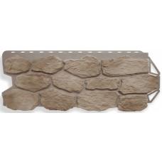 Фасадная панель ПВХ Альта-Профиль Камень Бутовый Нормандский