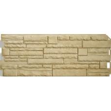 Фасадная панель ПВХ Альта-Профиль Камень Скалистый Анды