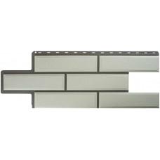 Фасадная панель ПВХ Альта-Профиль Камень Венецианский Белый