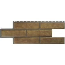 Фасадная панель ПВХ Альта-Профиль Камень Венецианский Бежевый