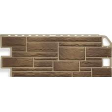 Фасадная панель ПВХ Альта-Профиль Камень Сланец