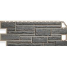 Фасадная панель ПВХ Альта-Профиль Камень Топаз