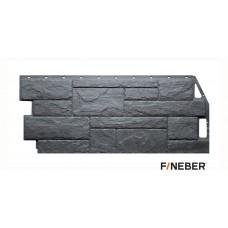 Фасадная панель ПВХ FineBer (Файнбир) Камень Природный Кварц