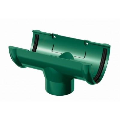 Воронка желоба ПВХ ТехноНиколь Зелёный