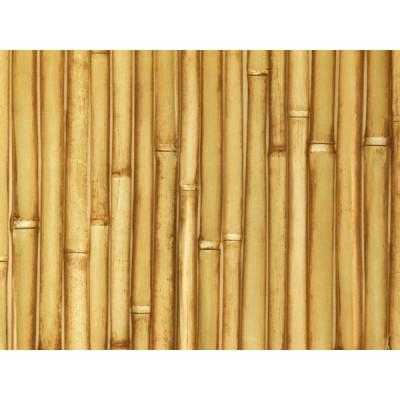 Панель ПВХ Мастер Декор ламинированная Бамбук - длина 2.7м