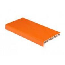 Подоконник ПВХ Crystallit  оранж  (матовый)