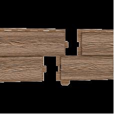 Фасадная панель ПВХ Ю-Пласт Hokla Лиственница Медовая