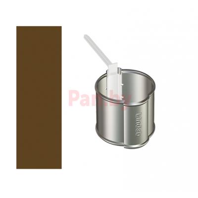 Хомут (кронштейн) водосточной трубы Lindab 125/87 D-87, Коричневый