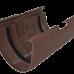 Соединитель водосточного желоба Альта-Профиль Элит D-125, Коричневый