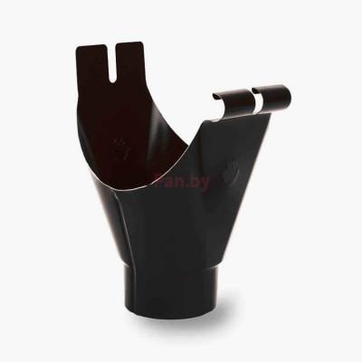 Воронка водосточная Galeco D-150, металл., Черный