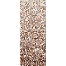 Панель ПВХ Век 25см Мозаика коричневая глянец - длина 2.7м