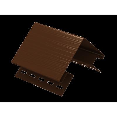 Наружный угол к сайдингу FineBer Extra Color Могано