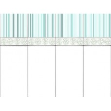 Панель ПВХ VOX (Вокс) - Орхидея Блю 2.7м