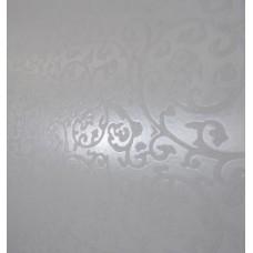 Панель ПВХ Век 25см Кружева белые - длина 6м