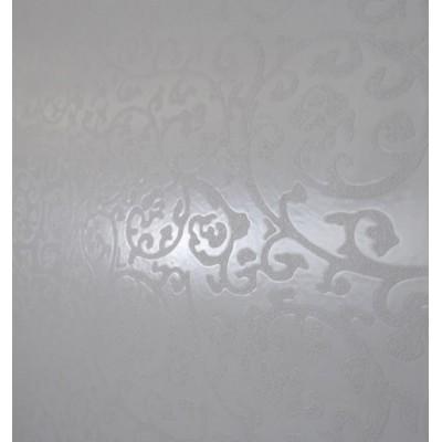 Панель ПВХ Век ламинированная 9120 Кружева белые - длина 2.7м