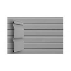 Сайдинг Grand Line D4 Amerika Slim Серый
