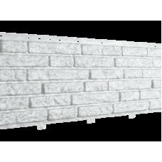 Сайдинг наружный виниловый Ю-Пласт Стоун Хаус Кварцит Светло-серый