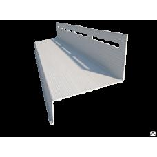 Сливная планка к сайдингу FineBer Classic Color Белый