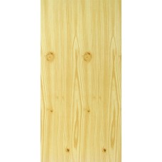 Панель ПВХ Пласт Декор 25см Сосна желтая - длина 2.7м