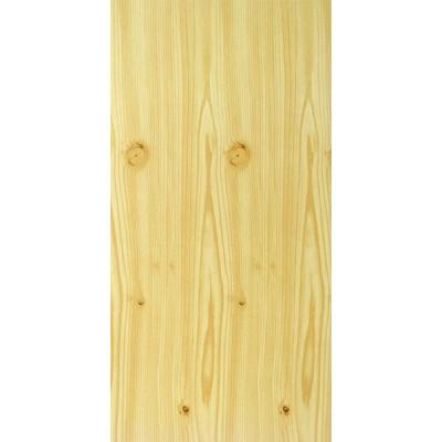 Панель ПВХ Пласт Декор 25см Сосна желтая - длина 6м