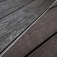Террасная доска ДПК Savewood Fagus Темно-коричневый