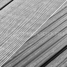 Террасная доска ДПК Savewood Ornus (4м или 6м, распил в размер) Пепельный