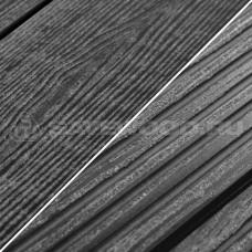 Террасная доска ДПК Savewood Ornus (4м или 6м, распил в размер) Черный