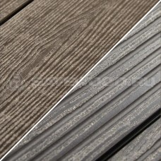 Террасная доска ДПК Savewood Ornus (4м или 6м, распил в размер) Коричневый