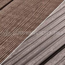 Террасная доска ДПК Savewood Ornus (4м или 6м, распил в размер) Терракот