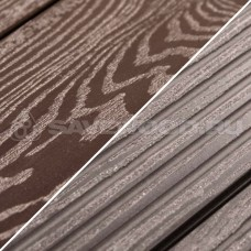 Террасная доска ДПК с тиснением Savewood Ornus (4м или 6м, распил в размер) Терракот