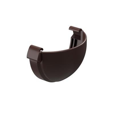 Заглушка желоба Docke Lux D-141, Шоколад