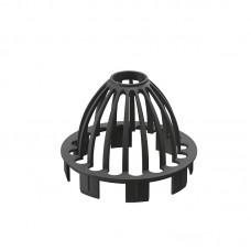 Сетка для водосточной воронки Docke Premium D-85, Графит (металл)