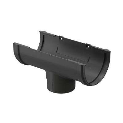 Воронка водосточная Docke Premium D-120, Графит