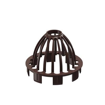 Сетка для водосточной воронки Docke Premium D-85, Шоколад