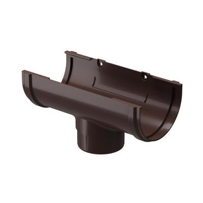 Воронка водосточная Docke PREMIUM D-120, Шоколад