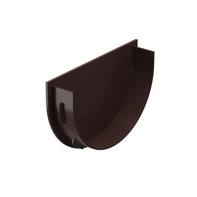 Заглушка воронки Docke Premium D-120, Шоколад