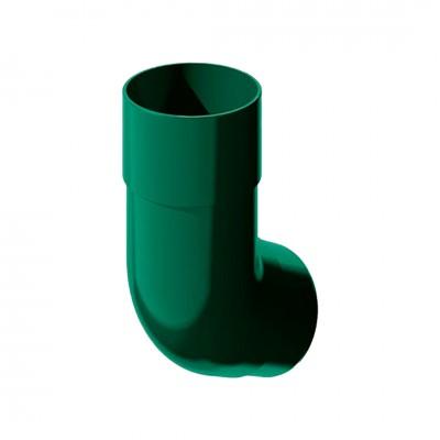 Колено трубы 135° ТехноНИКОЛЬ, Зеленый