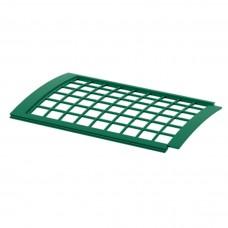 Сетка для водосточного желоба ТехноНИКОЛЬ D-125, Зеленый (0,6м)